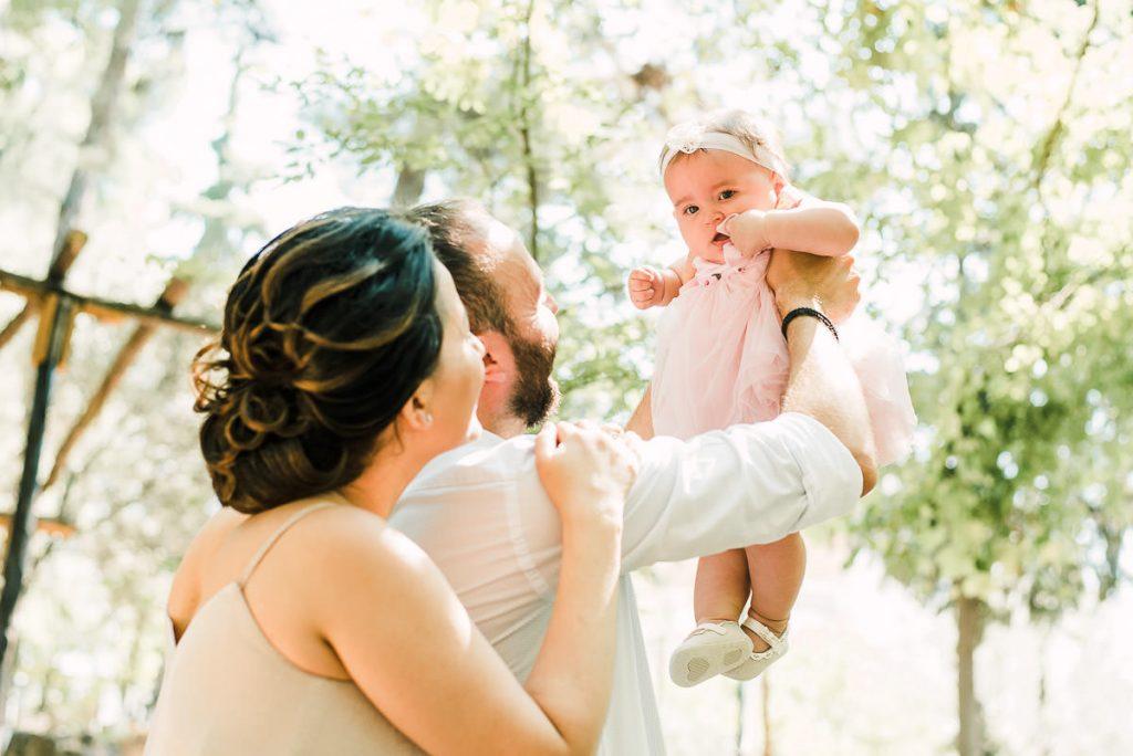 Φωτογραφιση βαπτισης Αγια Παρασκευη Παλαιοκαστρο