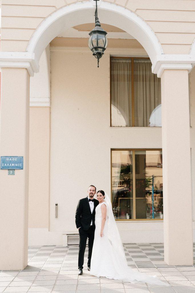 Mediterranean Palace γάμος