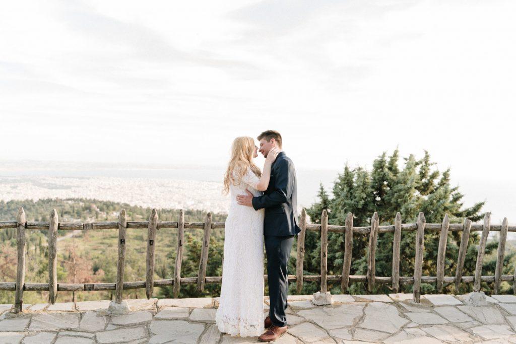 Φωτογράφιση γάμου - Άγιος Βασίλειος Φιλίππειο